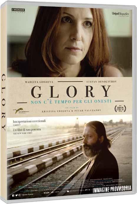 GLORY - NON C'E' TEMPO PER GLI ONESTI (DVD)