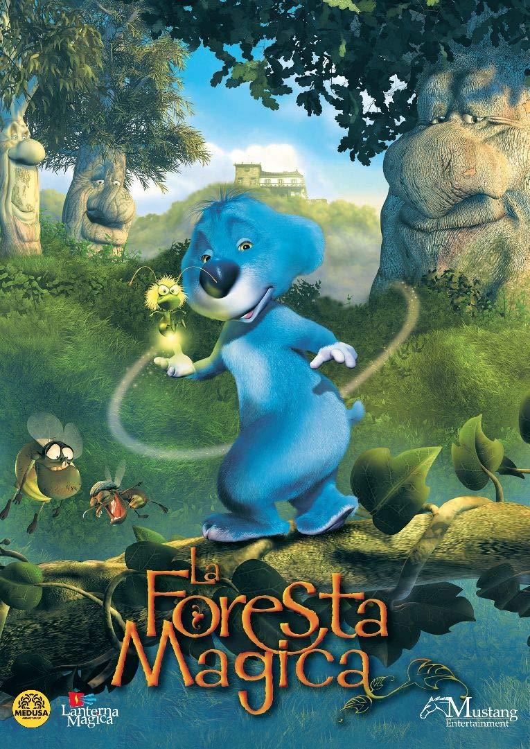 LA FORESTA MAGICA (DVD)