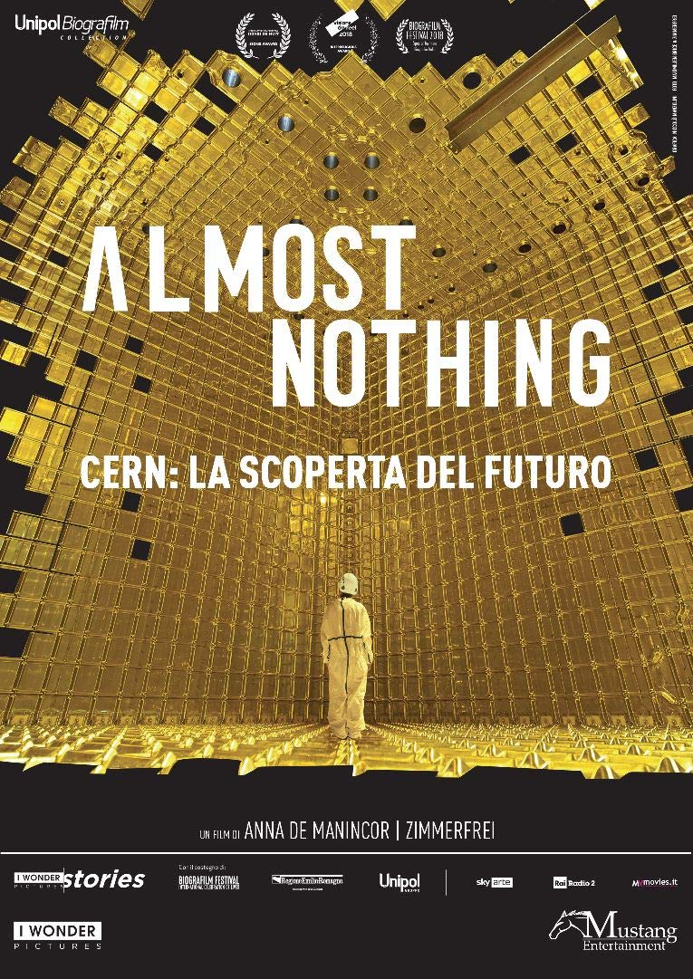 ALMOST NOTHING - CERN: LA SCOPERTA DEL FUTURO (DVD)