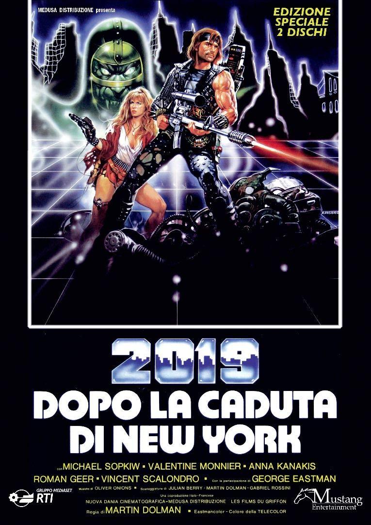 2019 DOPO LA CADUTA DI NEW YORK (2DVD) (DVD)