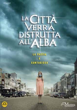 LA CITTA' VERRA' DISTRUTTA ALL'ALBA (DVD)