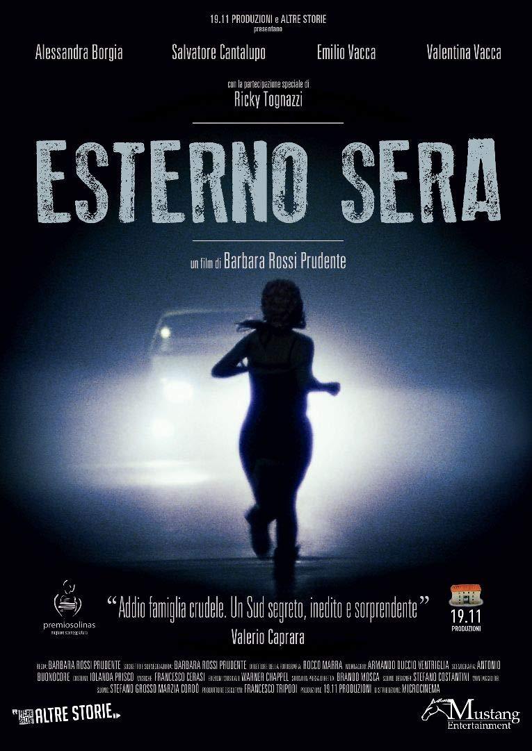 ESTERNO SERA (DVD)