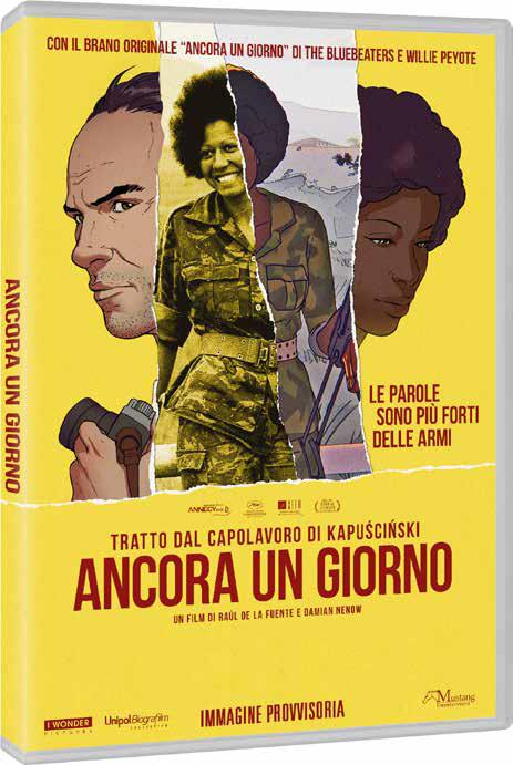 ANCORA UN GIORNO (DVD)
