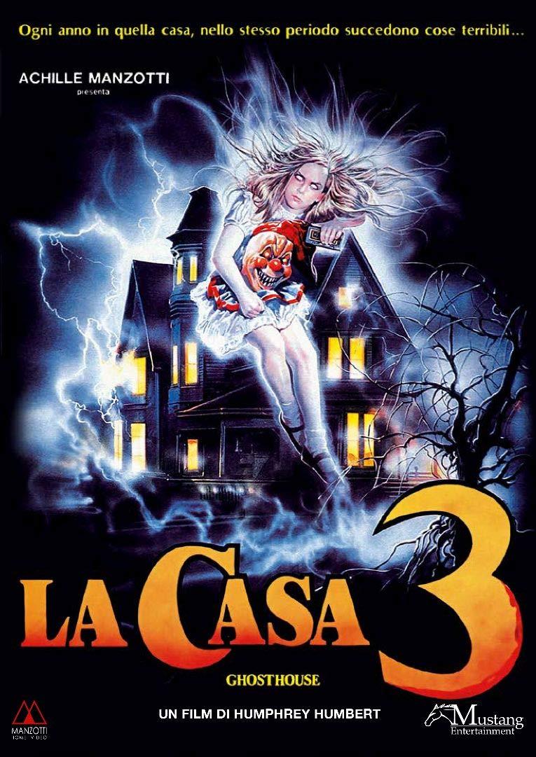 LA CASA 3 (DVD)