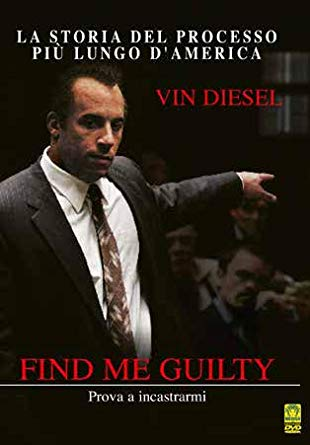 FIND ME GUILTY - PROVA A INCASTRARMI (DVD)