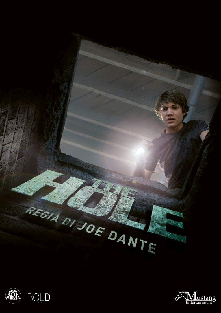 THE HOLE - BLU RAY