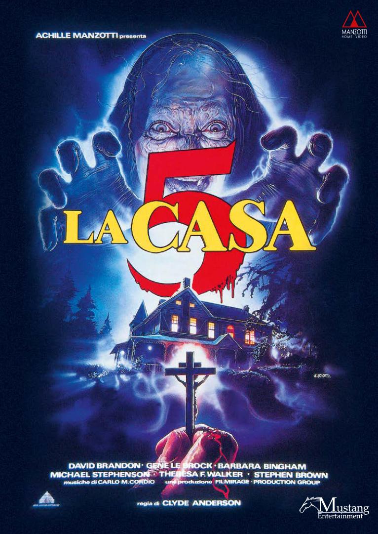 LA CASA 5 (DVD)