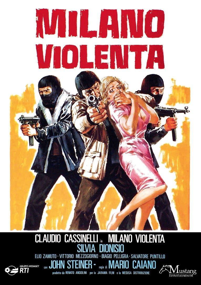 MILANO VIOLENTA (DVD)