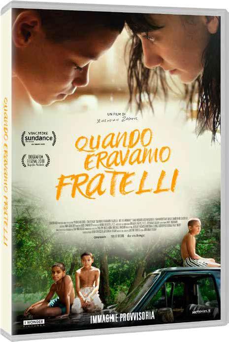 QUANDO ERAVAMO FRATELLI (DVD)