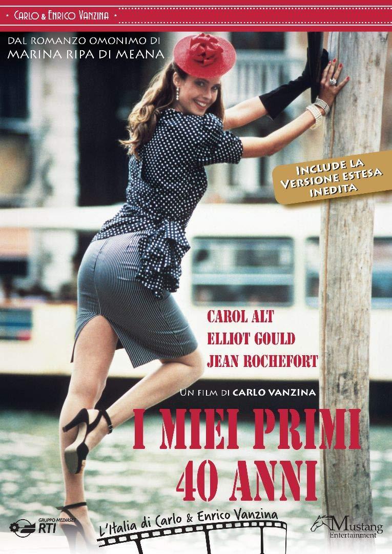 I MIEI PRIMI 40 ANNI (DVD)