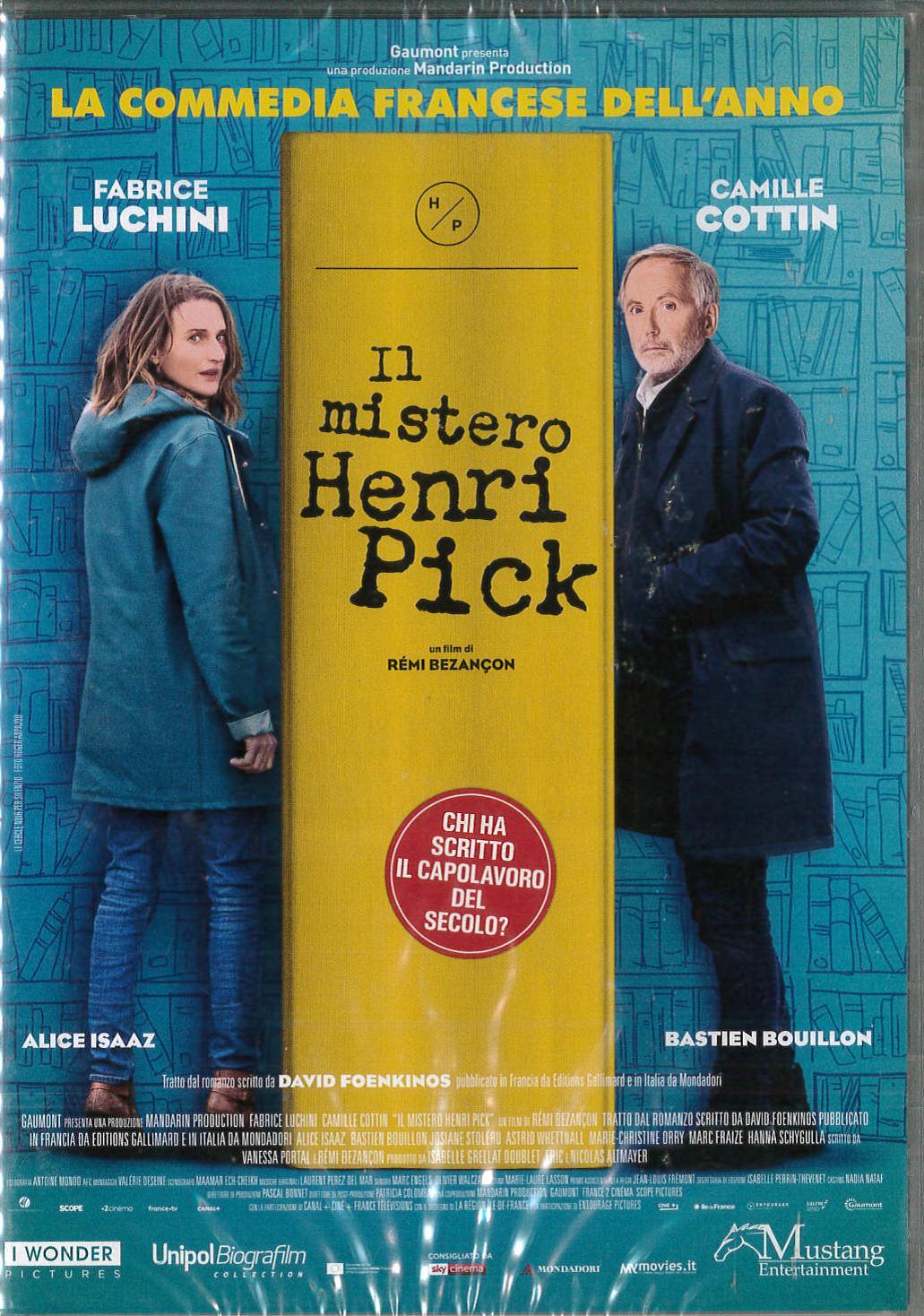 IL MISTERO HENRY PICK (DVD)
