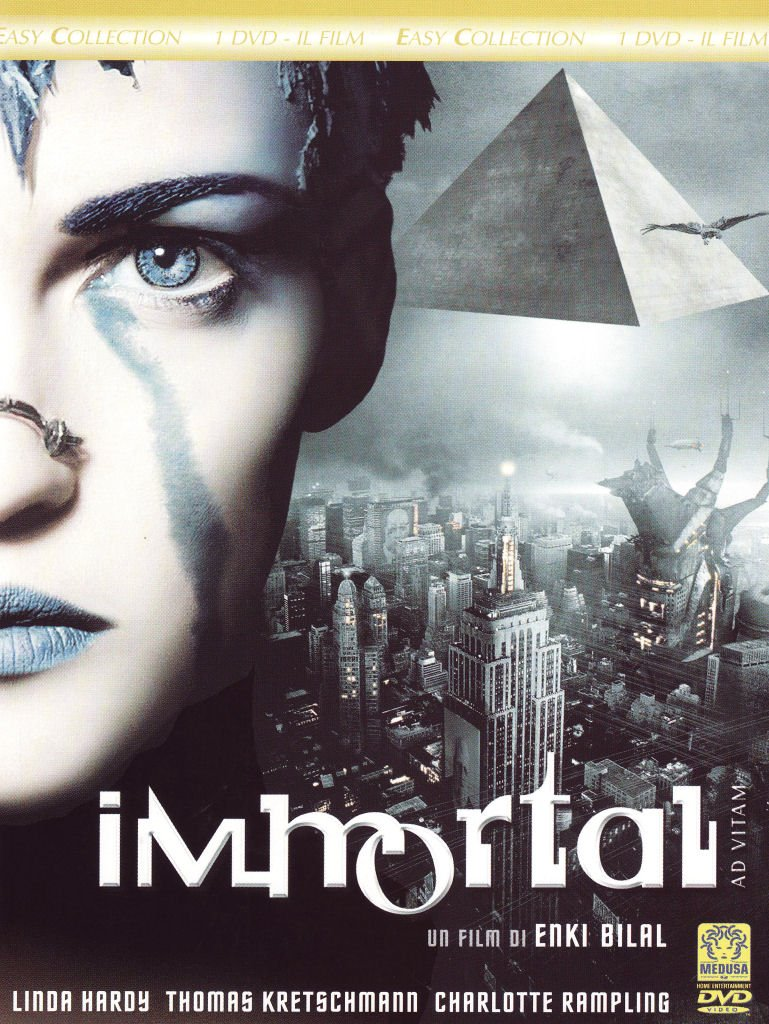 IMMORTAL (AD VITAM) (2 DVD) (DVD)