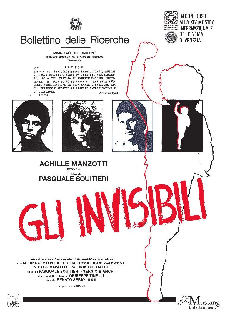 GLI INVISIBILI (DVD)