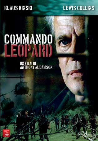 COMMANDO LEOPARD (DVD)