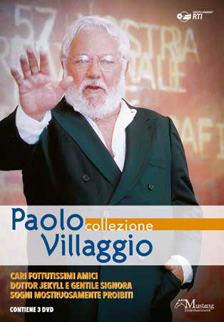 COF.PAOLO VILLAGGIO COLLECTION (3 DVD) (DVD)