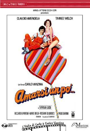 AMARSI UN PO' (DVD)