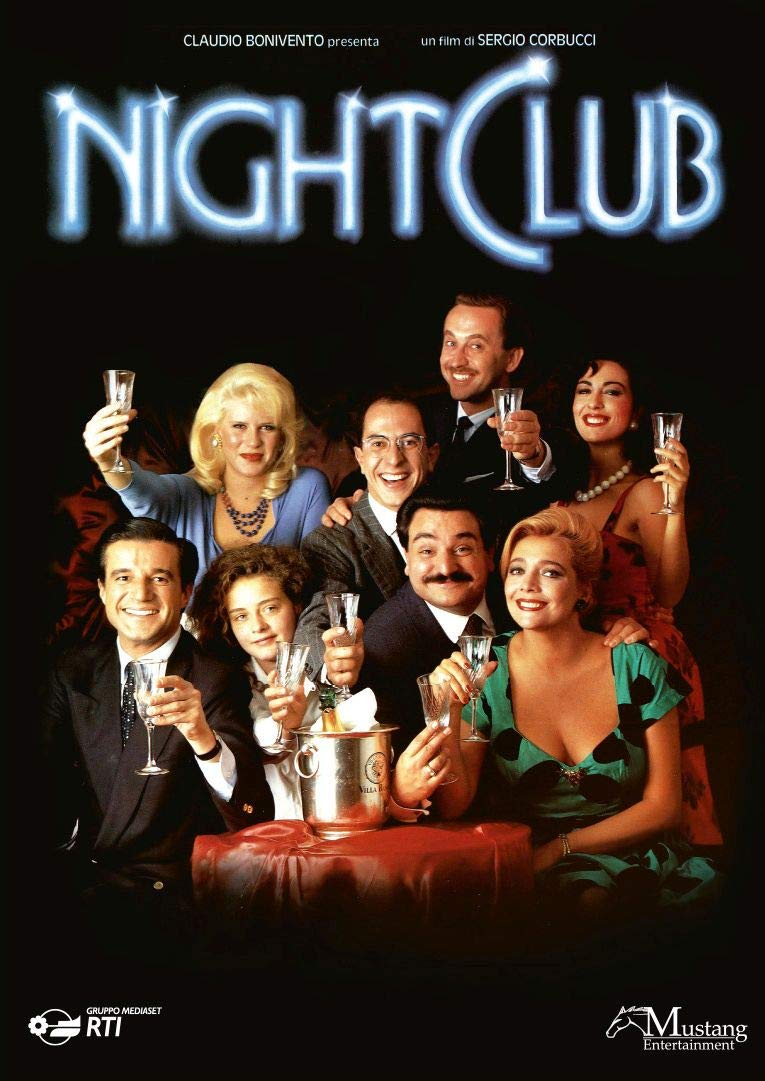 NIGHT CLUB (DVD)