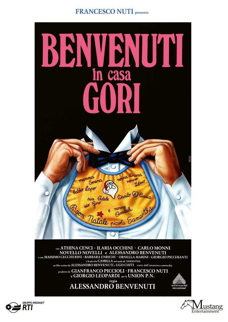 BENVENUTI IN CASA GORI (DVD)