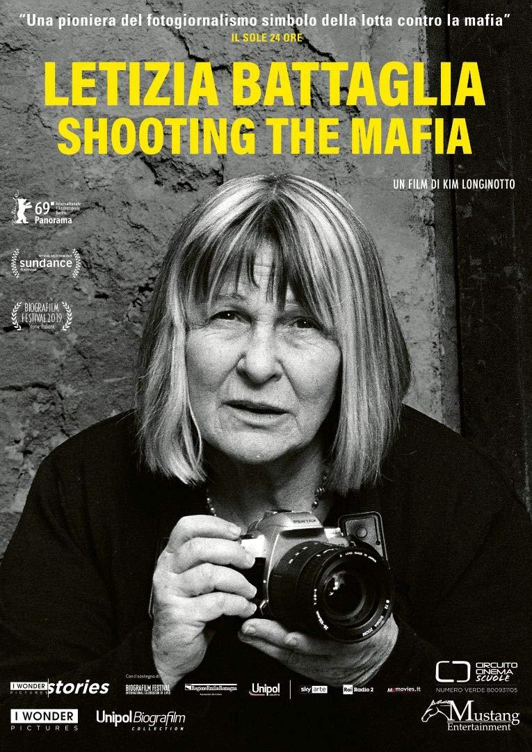 LETIZIA BATTAGLIA SHOOTING THE MAFIA (DVD)