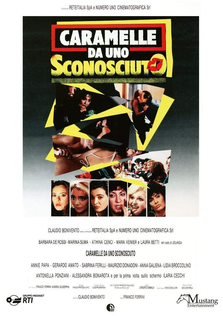 CARAMELLE DA UNO SCONOSCIUTO (DVD)