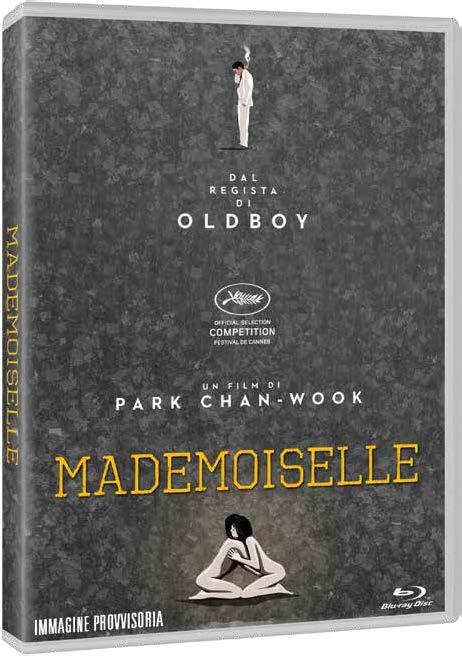 MADEMOISELLE - BLU RAY