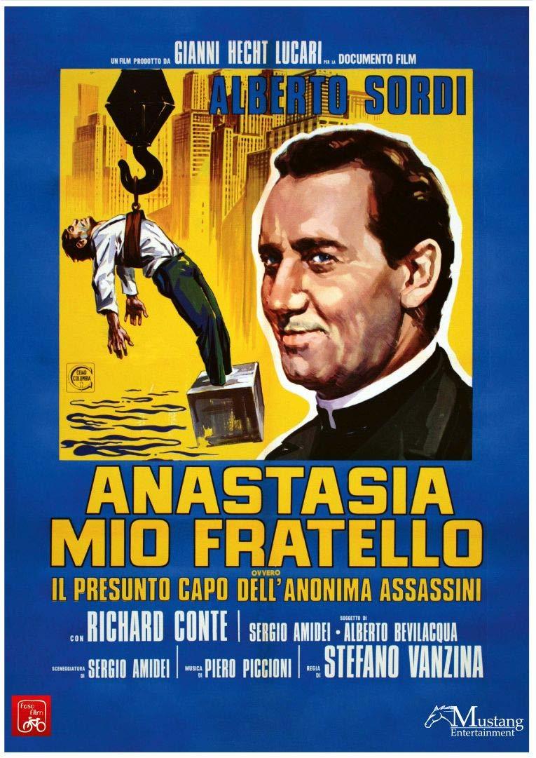 SORDI - ANASTASIA MIO FRATELLO (DVD)
