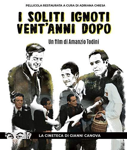 I SOLITI IGNOTI 20 ANNI DOPO - BLU RAY