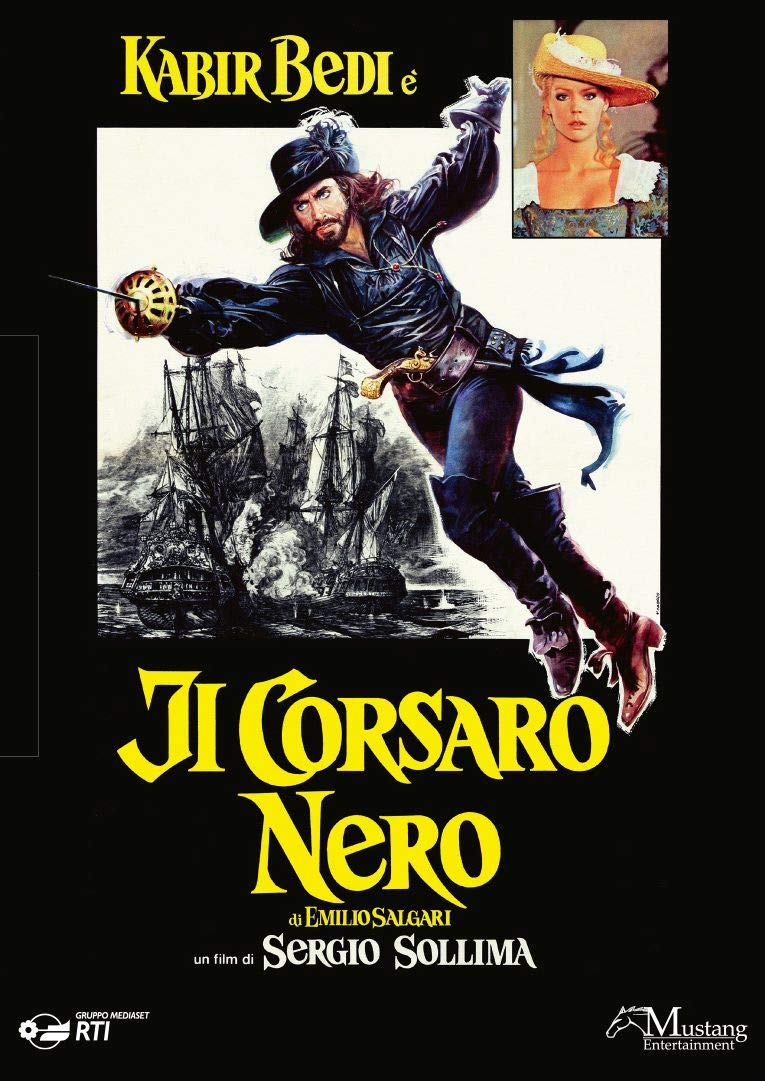 IL CORSARO NERO (DVD)