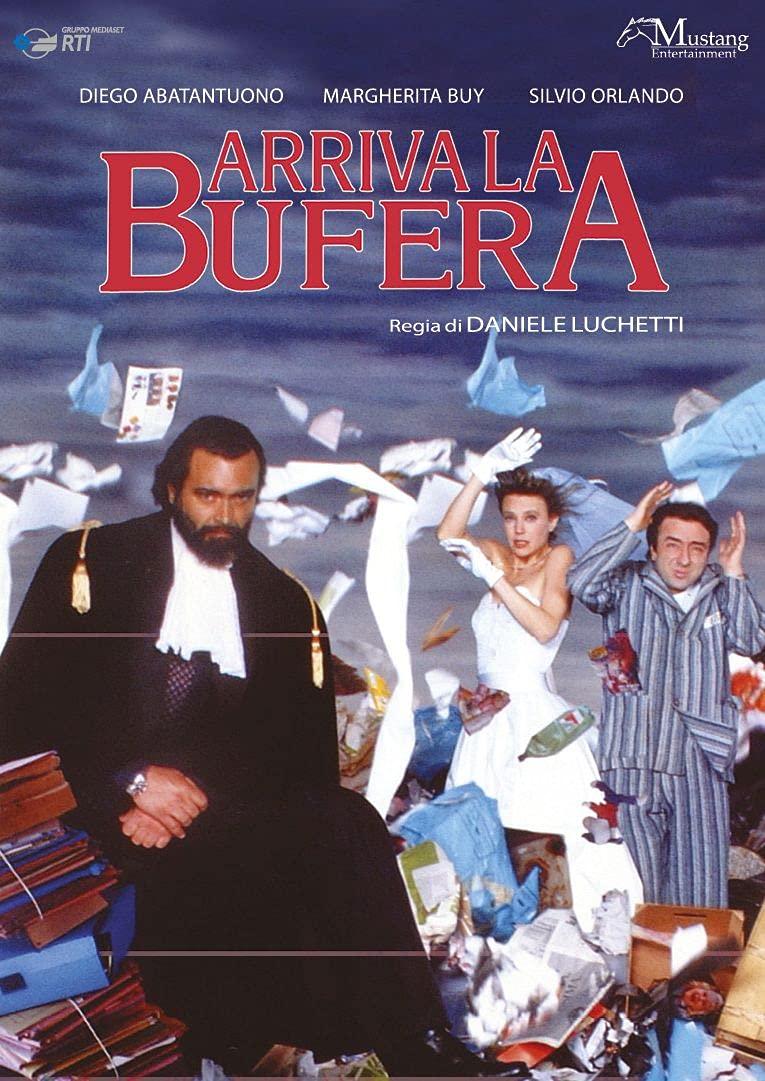 ARRIVA LA BUFERA (DVD)