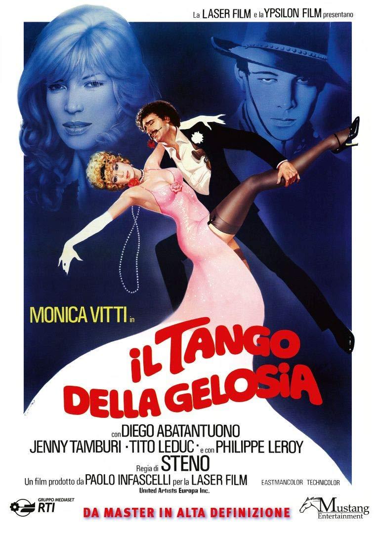 IL TANGO DELLA GELOSIA (DVD)