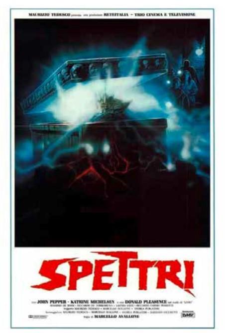 SPETTRI (DVD)