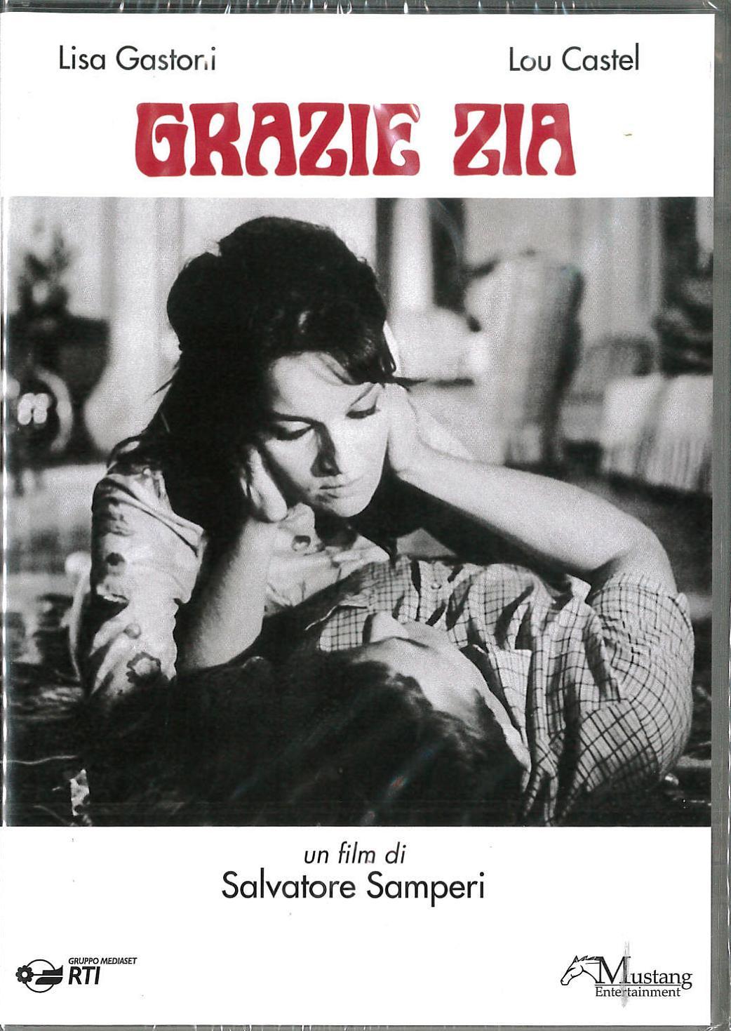 GRAZIE ZIA (DVD)