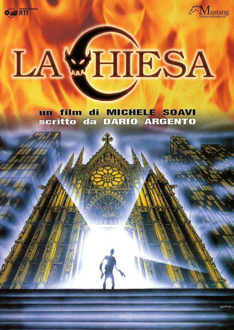 LA CHIESA (DVD)