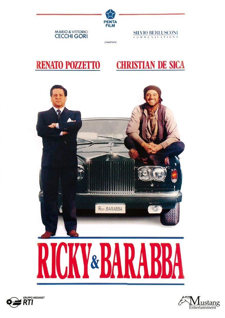 RICKY E BARABBA (DVD)