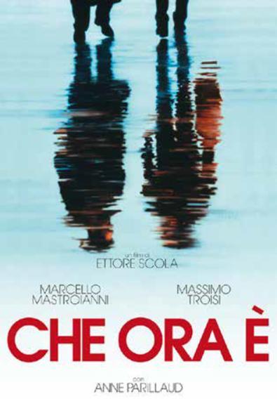CHE ORA E' (DVD)