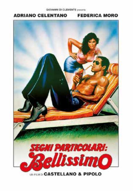 SEGNI PARTICOLARI BELLISSIMO (DVD)