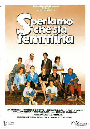 SPERIAMO CHE SIA FEMMINA (DVD)
