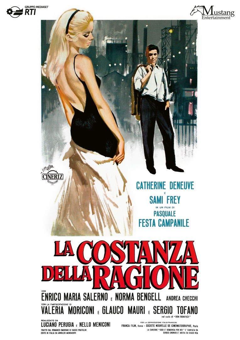 LA COSTANZA DELLA RAGIONE (DVD)