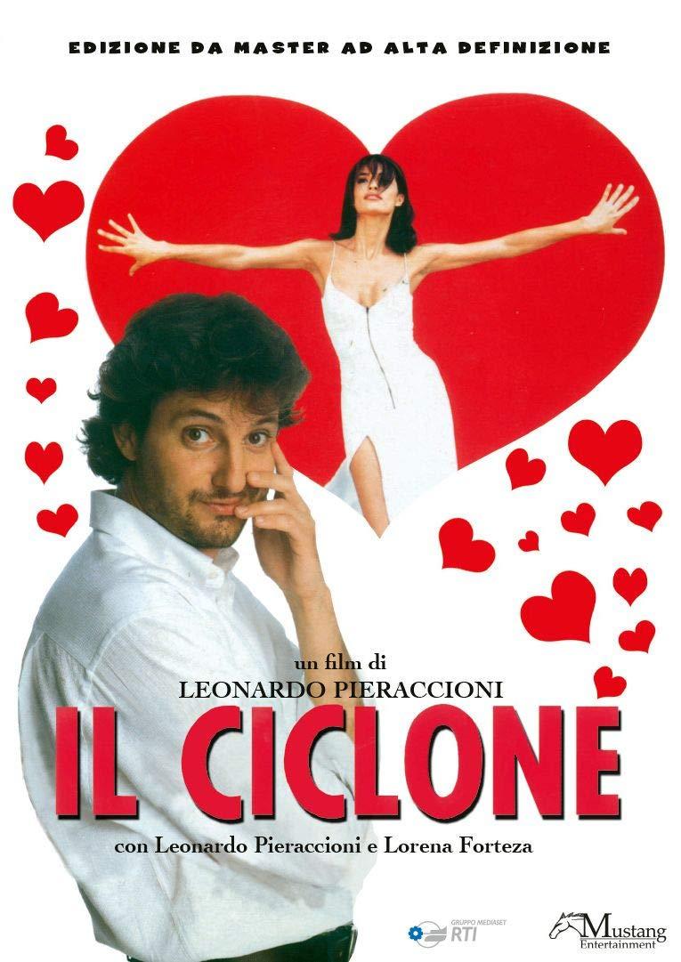 IL CICLONE (DVD)