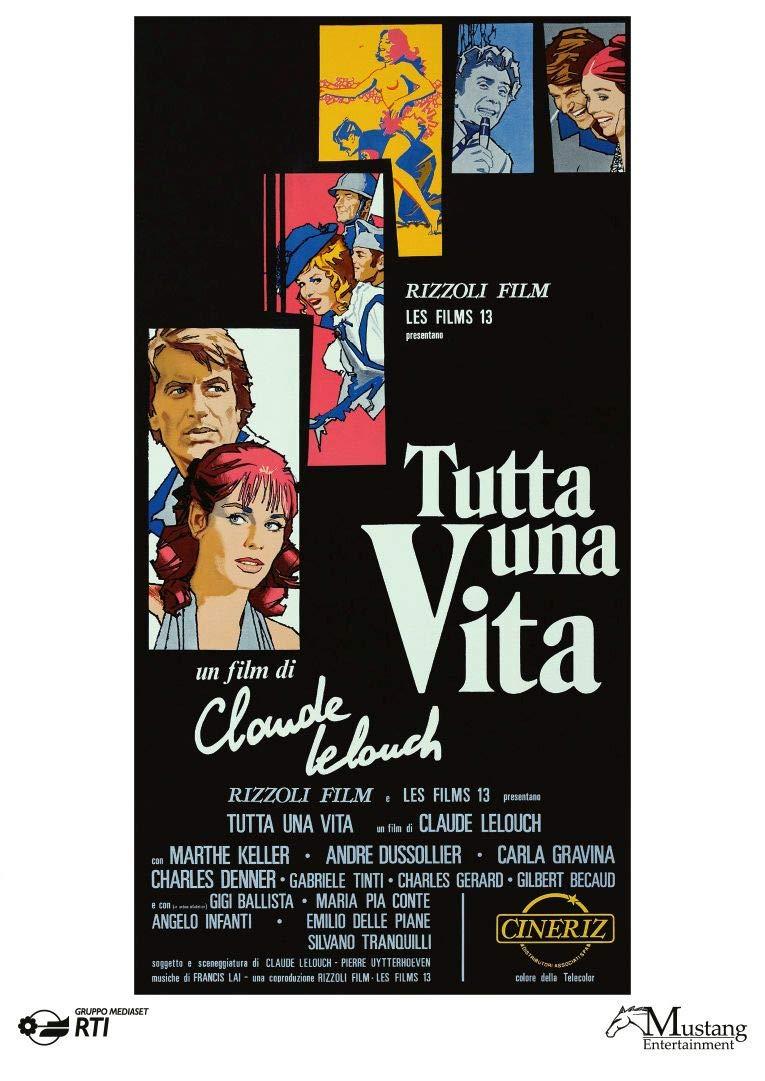 TUTTA UNA VITA (DVD)