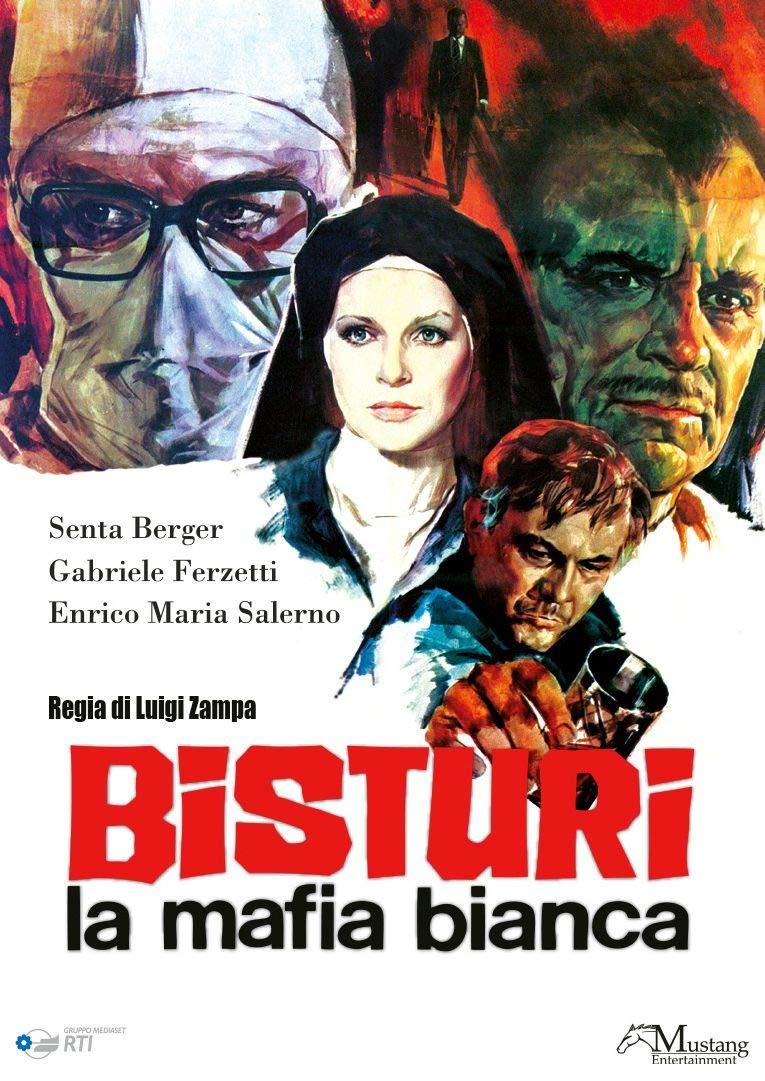 BISTURI LA MAFIA BIANCA (DVD)