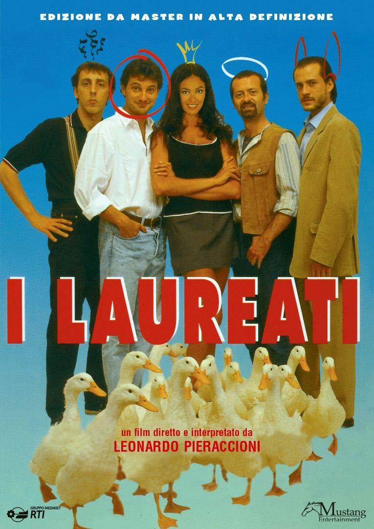 I LAUREATI (DVD)