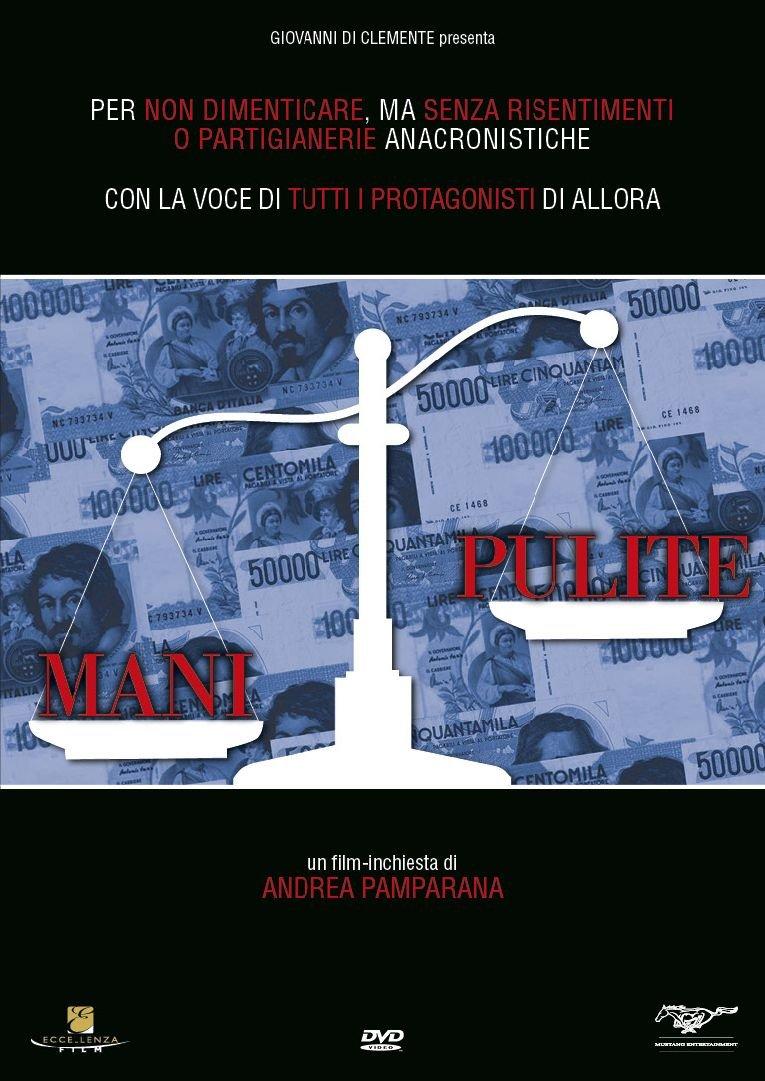 MANI PULITE (DVD)