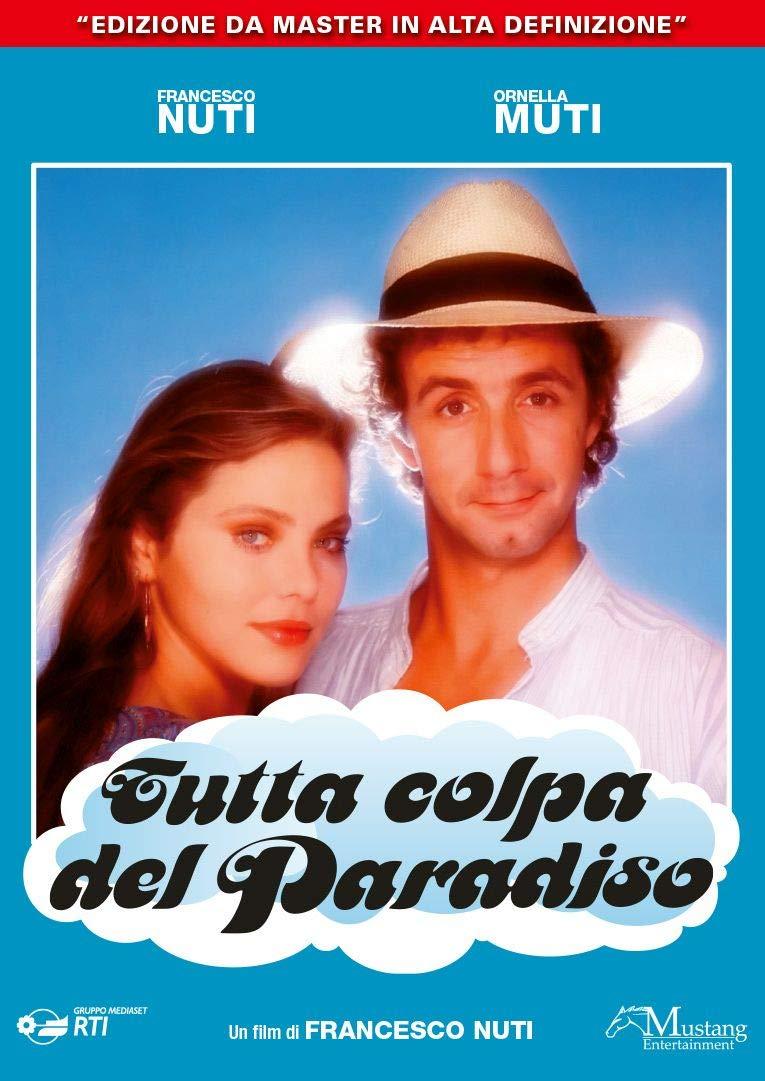 TUTTA COLPA DEL PARADISO (DVD)