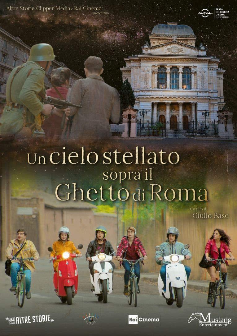 CIELO STELLATO SOPRA IL GHETTO DI ROMA (UN) (DVD)