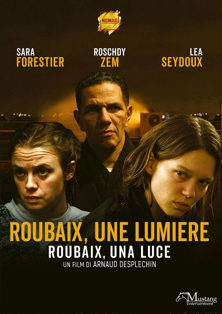 ROUBAIX, UNA LUCE (DVD)
