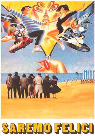 SAREMO FELICI (DVD)