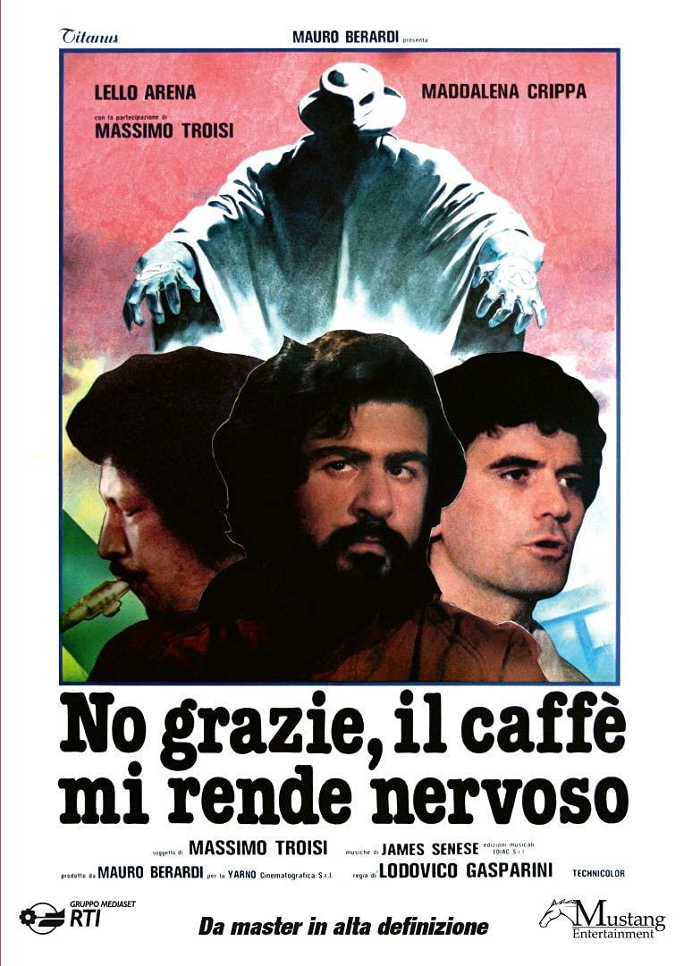 NO GRAZIE IL CAFFE' MI RENDE NERVOSO (DVD)
