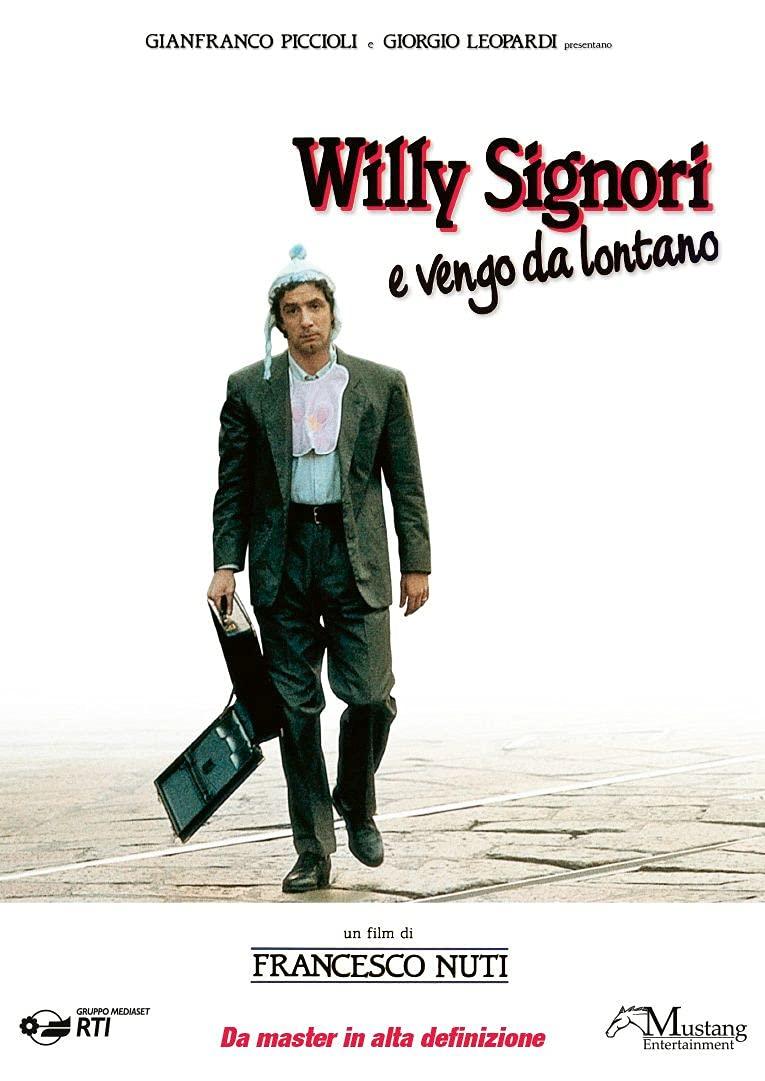 WILLY SIGNORI E VENGO DA LONTANO (DVD)
