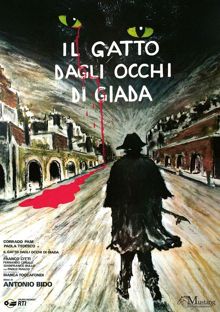 IL GATTO DAGLI OCCHI DI GIADA (DVD)